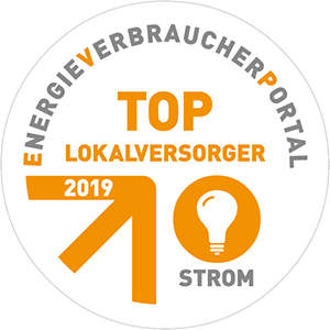 TOP-Lokalversorger Strom 2019